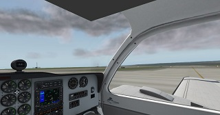 X-Plane 11 Multi View and 3D Cockpit