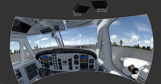 P3D Multiple Cameras with Immersive Calibration PRO