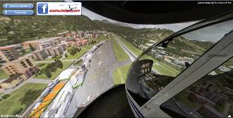 Robinson R44 Simulator