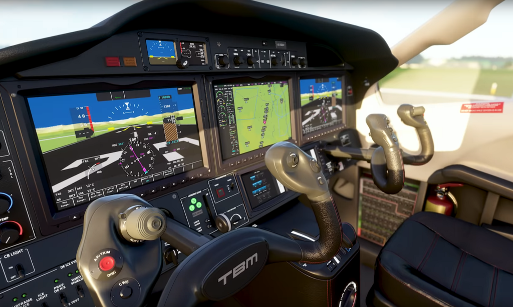 Microsoft Flight Simulator MSFS 2020